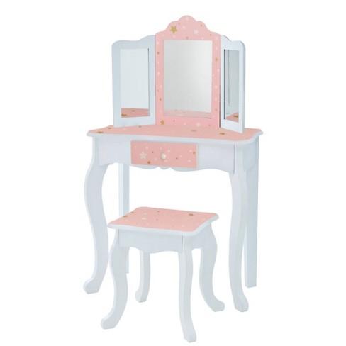 girls vanity